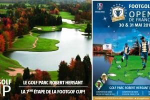 L'ANESTAPS s'associe à l'Open Français de Footgolf 2015 !