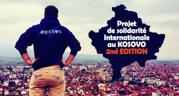 Lancement de la 2ème édition du Projet de Solidarité Internationale au Kosovo !