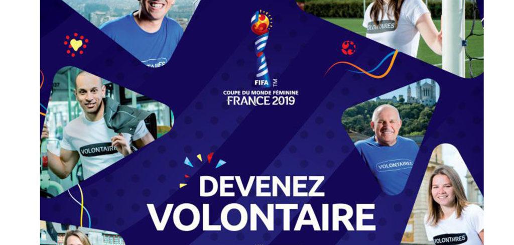 Devenez Volontaire pour la Coupe du Monde Féminine de Football 2019 !