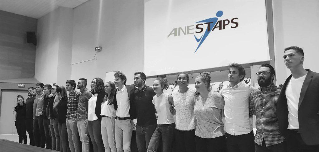 Le réseau de l'ANESTAPS élit son nouveau bureau national