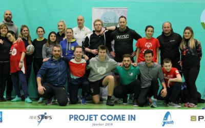 Projet COME In : retour d'expériences de nos participants STAPS