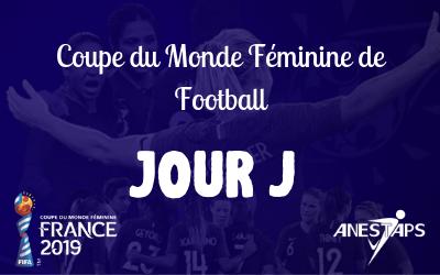 Lancement de la Coupe du Monde Féminine de Football !