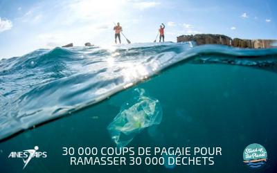 30 000 déchets à ramasser !
