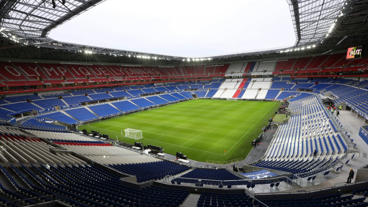 Groupama Stadium (Lyon)