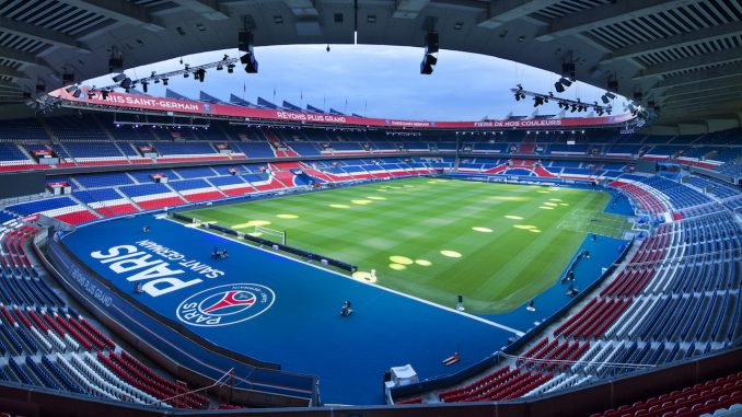 Parc des Princes (Paris)