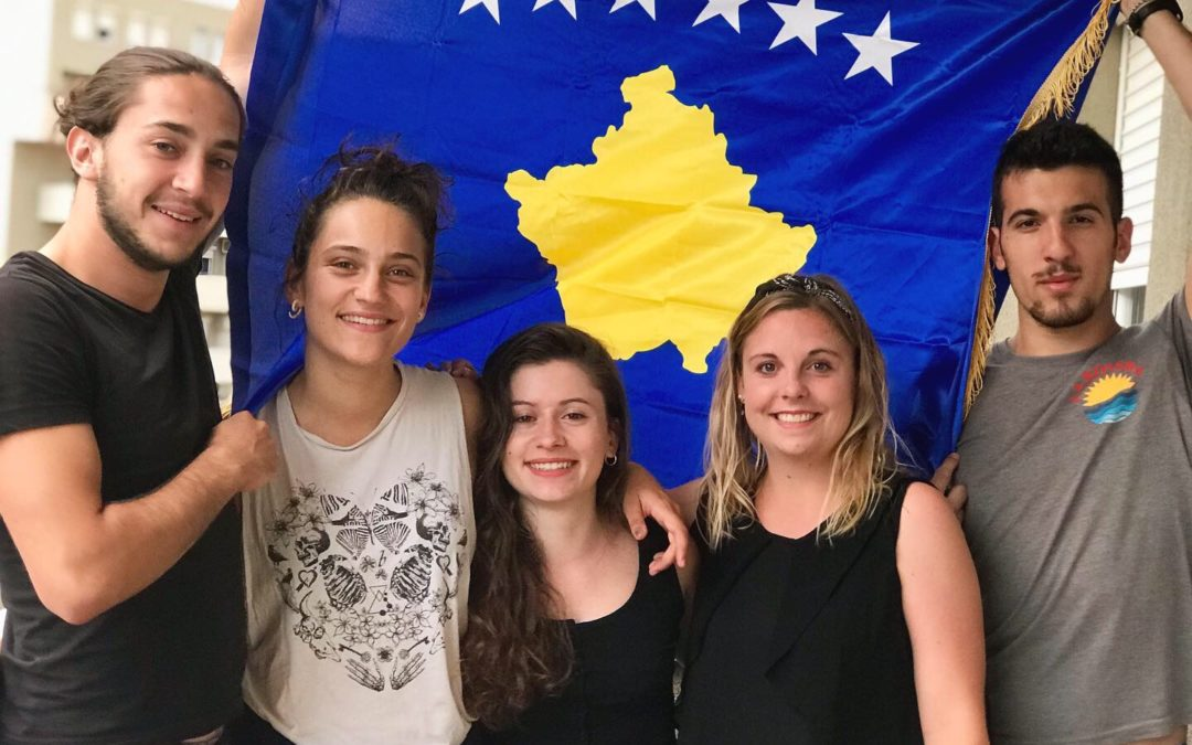 STAPS au Kosovo : Le bilan !
