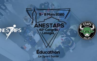 Sport Santé et Transition écologique, au coeur du 42e Congrès de l'ANESTAPS