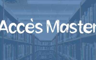 L'ANESTAPS accompagne les étudiants en licence dans leurs candidatures master