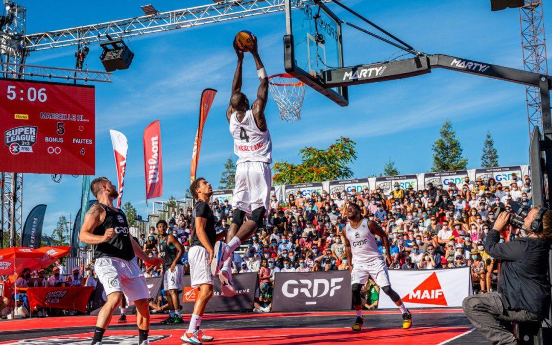 Open de France de Basket 3×3, retour sur l'événement.