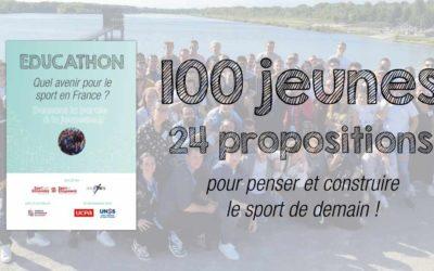 Quel avenir pour le sport en France ? Donnons la parole à la jeunesse !