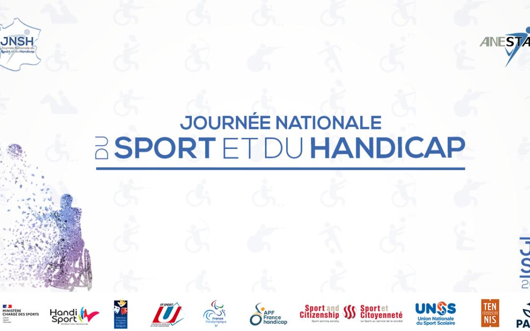La Journée Nationale du Sport et du Handicap 2021 !