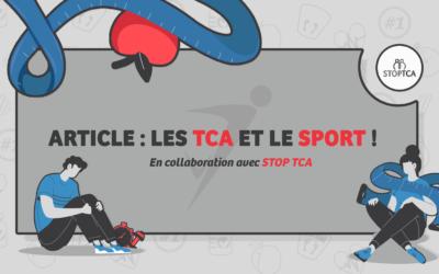 Les Troubles du Comportement Alimentaire & le Sport !