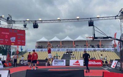L'ANESTAPS et la MAIF font équipe pour l'Open de France 3×3 GRDF